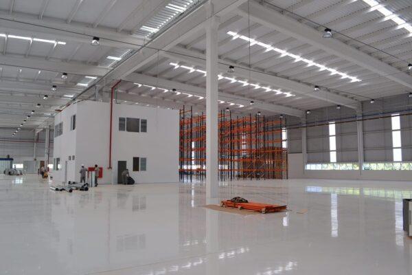 iluminação para indústrias - skylux 444