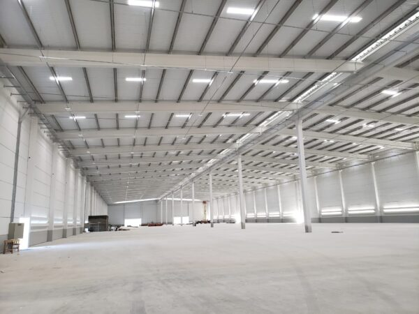 skylux 555 diffuser iluminação para indústrias