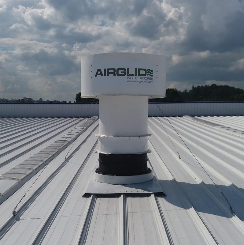 airglide ventilação natural
