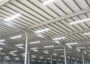 sistemas skylux: melhor iluminação natural para a indústria