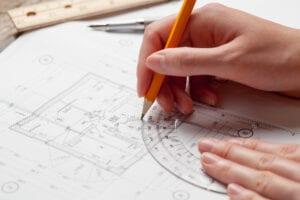 arquitetura de projetos industriais