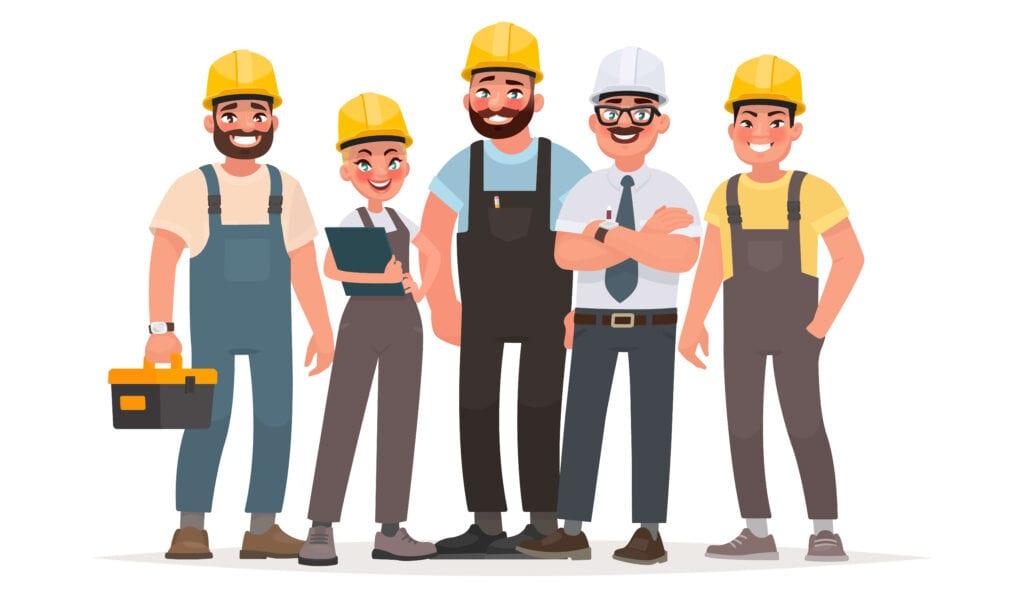 condições ambientais de trabalho para profissionais da indústria