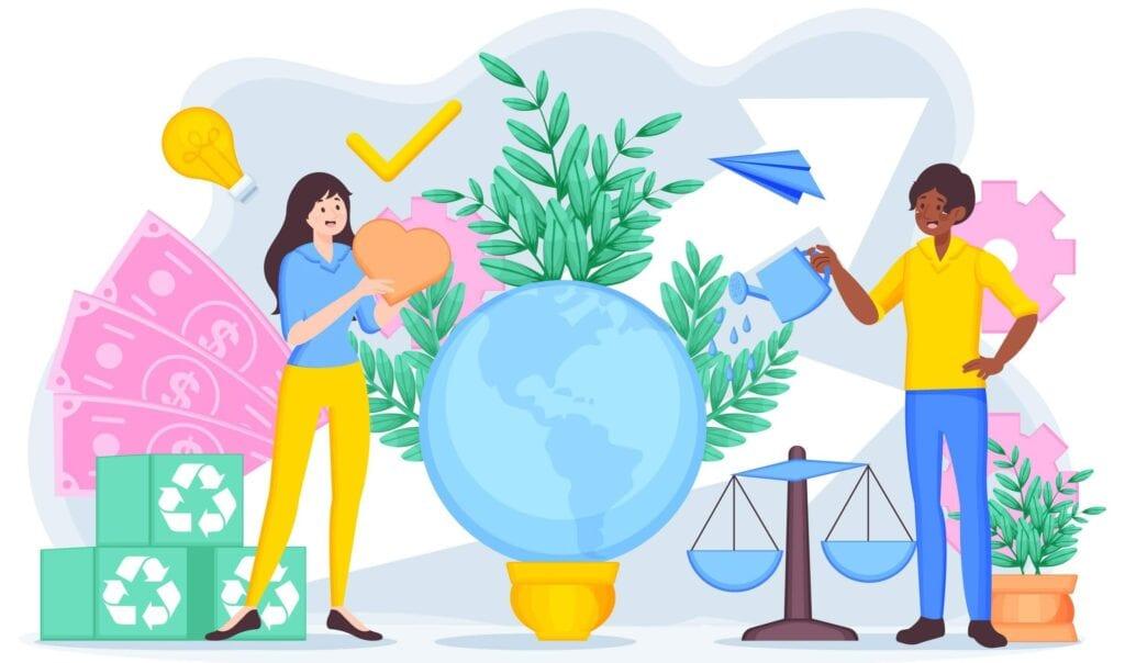 os 3 pilares da sustentabilidade