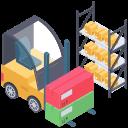 como organizar um centro de distribuição: alocação